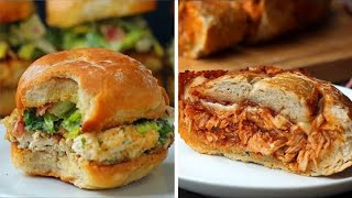 5 Chicken Sandwich Recipes For A Five Star Lunch