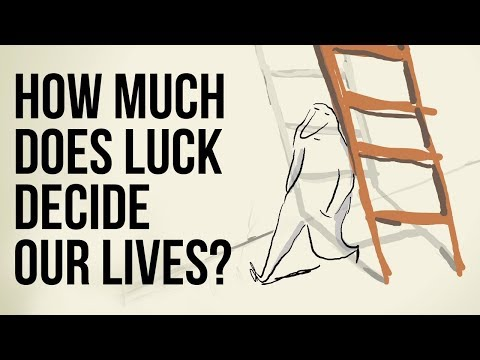 Where Does Luck Stand in Modern Life?