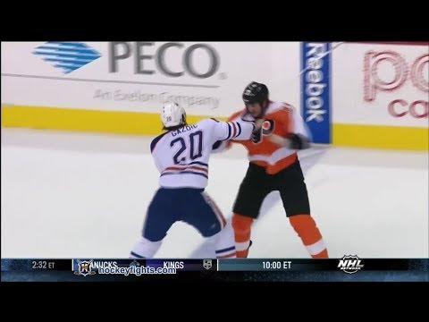 Luke Gazdic vs Jay Rosehill