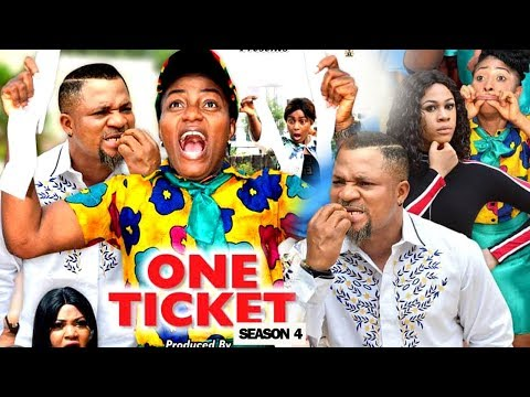 ONE TICKET SEASON 4 - (New Movie) Queen Nwokoye 2019 Latest Nigerian Nollywood Movie Full HD