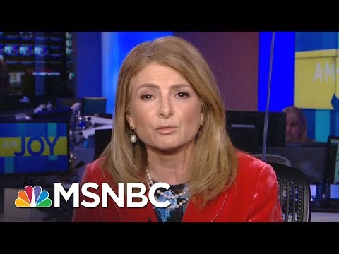 Lisa Bloom Responds To Statements In The Hill In AM JOY Exclusive | AM Joy | MSNBC