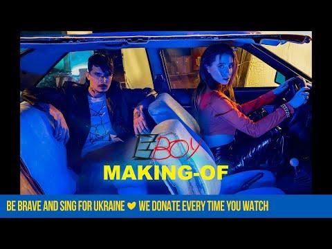 Время и Стекло - Е,Бой (Making-of)