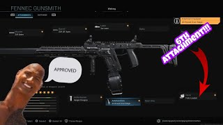 How To Get 6 ATTACHMENTS On Primary Weapons in Modern Warfare | 6 attachments on the Fennec