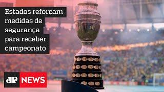 Supremo rejeita pedidos para suspender Copa América no Brasil