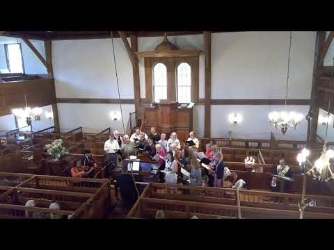 Laudate Dominum from Mozart Vespers in May 2019