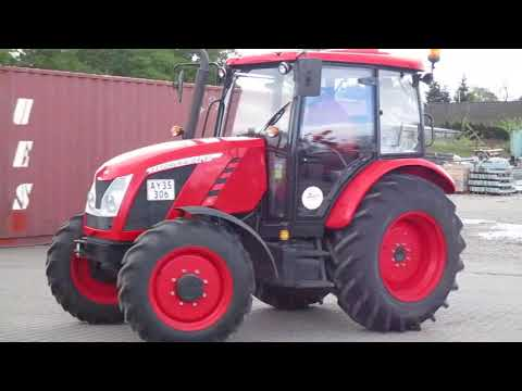 Video: Zetor Major 80 traktor 1