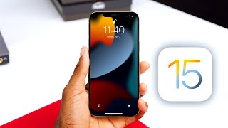 iOS 15 Hands-On: Top 5 New Features!