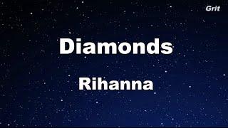 Diamonds-RihannaKaraokeNoGuideMelodyInstrumental