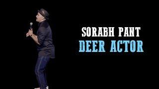 Deer Actor Salman Khan | Standup Comedy | Sorabh Pant | #MakeIndiaGreatAgain