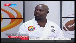 Zilizala Viwanjani: Clarence Mwakio mwenyekiti wa mchezo wa Tong il Moo do nchini, 30/11/16 Part 1