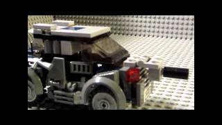 preview picture of video 'Lego ADU Assault Car MOC Showcase'