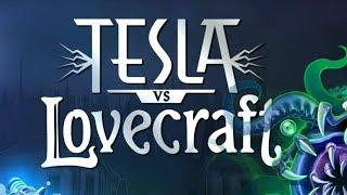 Playing Tesla vs Lovecraft