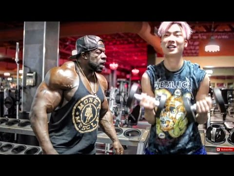 Kali Muscle + Rice Gum | TOAST ALL ROASTERS (DISS WORKOUT)