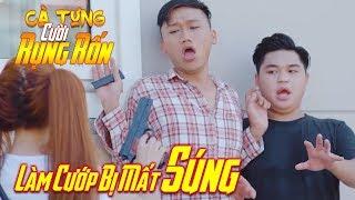 Phim Hài 2018   Băng Cướp Cà Tưng - Xuân Nghị, Thanh Tân, Duy Phước, Nhi Ruby
