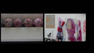 Check out the vibrant atmosphere in the FineArt studios captured by filmmaker