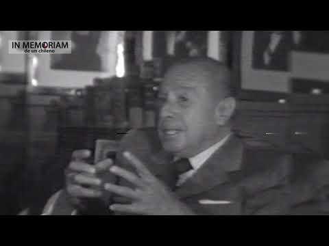 video In Memoriam de un Chileno. capítulo 5:  Gabriel Gonzalez Videla
