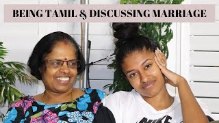 HOW TAMIL PARENTS REACT TO RELATIONSHIPS/MARRIAGE | FEATURING AUNTY PRIYA