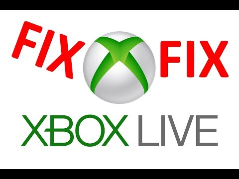 Fix connection to Xbox Live CyanBeard