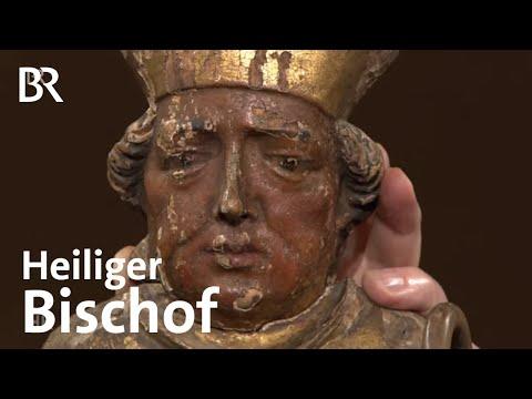 Frischer Kopf: HEILIGER BISCHOF | Kunst + Krempel | BR
