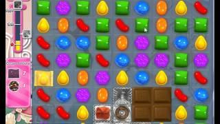Candy Crush Saga Level 347 NEW VERSION
