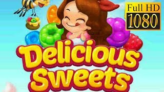Delicious Sweets: Fruity Candy Game Review 1080P Official Bitmango