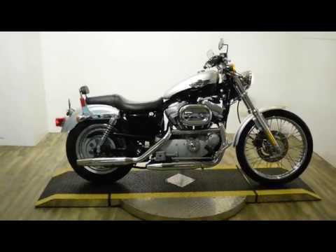 2003 Harley-Davidson XL 883C Sportster® Custom in Wauconda, Illinois