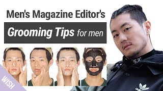 Easiest Guide To Mens Korean Skincare Routine | Whats Trending