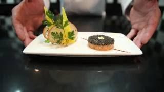 The MICHELIN Singapore 2016 Gala Dinner: Dinner Menu   米其林新加坡2016星級盛宴:盛宴菜单