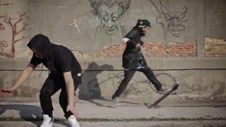 Hoodini & Криминал feat. Явката ДЛГ - Напред-Назад (Official HD Video)