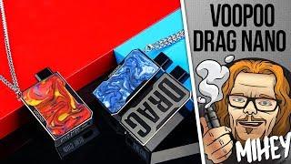 Стартовый набор Voopoo Drag Nano Pod Kit от компании Vape Shop Good Vape - видео