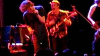 Cage the Elephant Live Dr. Dr. Dr. Opening Song Music Hall at Williamsburg NY 03/04/10