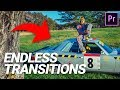 INFINITE TRANSITION by A$AP Rocky 'Kids Turned Out Fine' - Premiere Pro Tutorial
