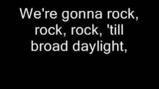 Bill Haley - Rock Around the Clock lyrics