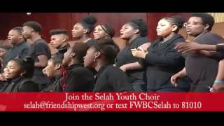 Selah Youth Choir Singing Hang On