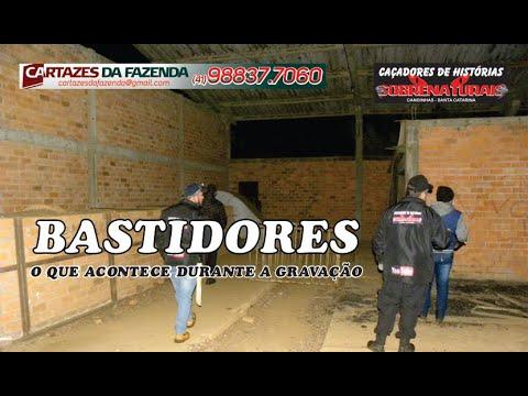 Bastidores da gravação da olaria #CHS #cacadoresdehistoriassobrenaturais