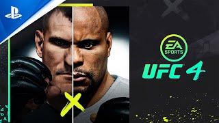 EA Sports UFC 4 - UFC 252: Daniel Cormier vs Stipe Miocic Simulation | PS4