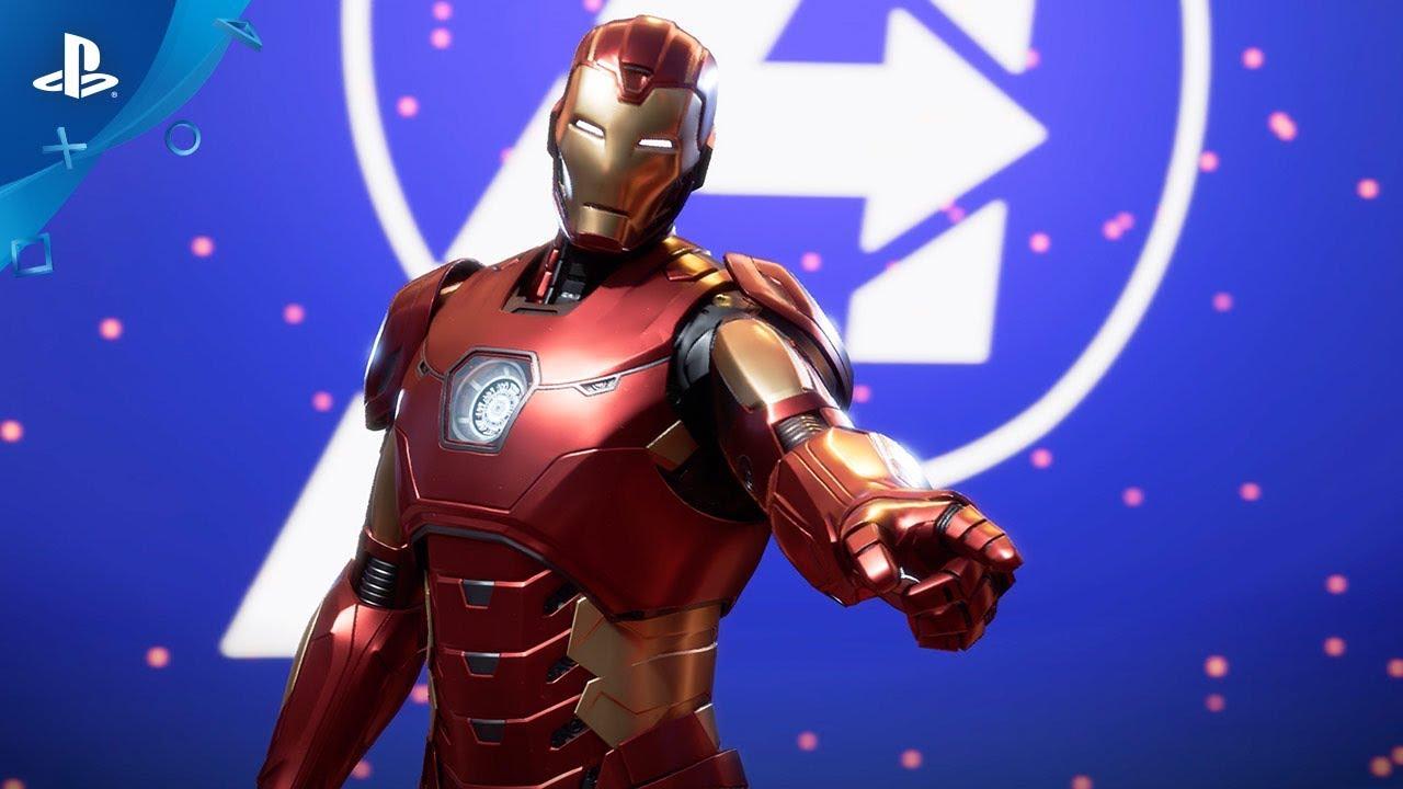 Un vistazo al mundo original de Marvel's Avengers