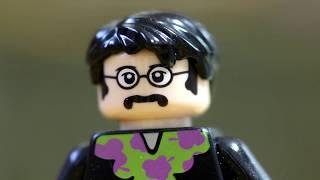 Origin of LEGO Beatles' Yellow Submarine