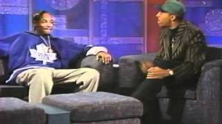Snoop Dogg on Arsenio Hall Show (1994)