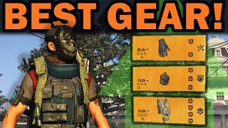 The Division 2 Gear Guide! - Find the BEST GEAR for your Build!