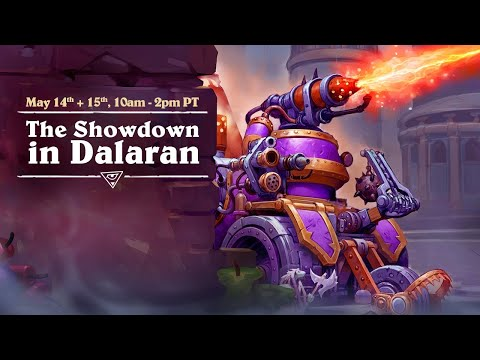The Showdown in Dalaran - Day 1 | Hearthstone