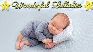 Super Calming Baby Bedtime Lullaby ♥ Best Soft Sleep Music For Kids ♫ Good Night Sweet Dreams