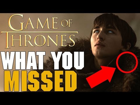 Things You MISSED!! Game Of Thrones Season 8 Episode 3