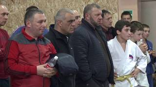 Открытый турнир по дзюдо памяти Заслуженного тренера России Макара Багдасаряна