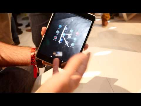 Nokia N1 Tabet Hands On [4K English]