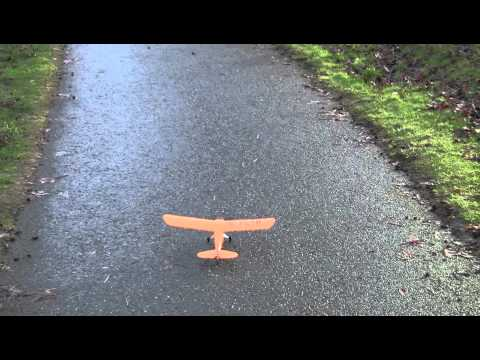 Hobbyzone Champ RTF Micro RC Electric Airplane (Beginner) Review – First Flight