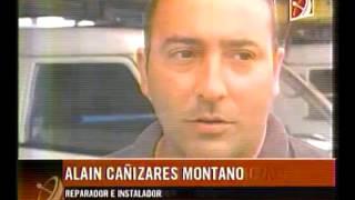 preview picture of video 'Sancti Spíritus: Trabajadores de ETECSA apoyan las labores de recuperación en Guantánamo'