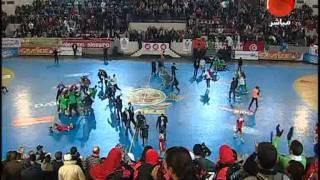 preview picture of video 'Algerie vs Egypte Handball'