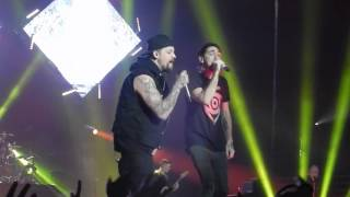 All Time Low - Bail Me Out (feat. Joel Madden) Birmingham 2016