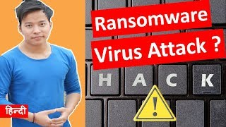 Ransomware Virus Attack ? How it works | How to Be Safe From Ransomware